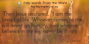 John 6:35-t