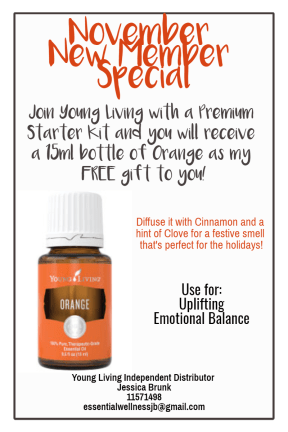 #youngliving #essentialoils #newmemberspecial