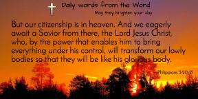 Philippians 3:20-21-t