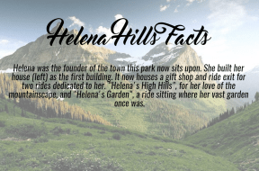 Helena facts