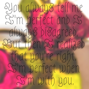 #disagree #perfect #me #you #withyou #loveyou #right #wrong