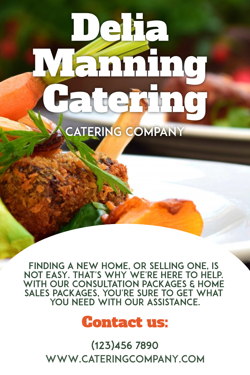 Catering,                Food,                Business,                Poster,                Consulting,                White,                Black,                 Free Image