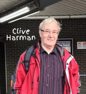 Clive Harman