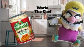 Wario The Chef Thumbnail