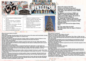 Hinduism Project