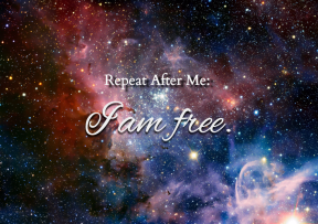 Repeat after me - space