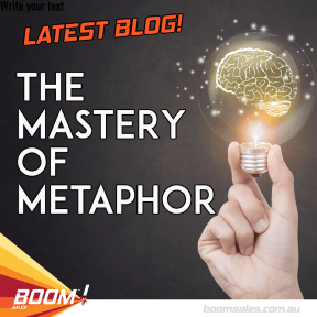 Mastery of Metaphor Blog image