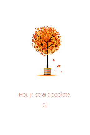 #poster #simple #autumn