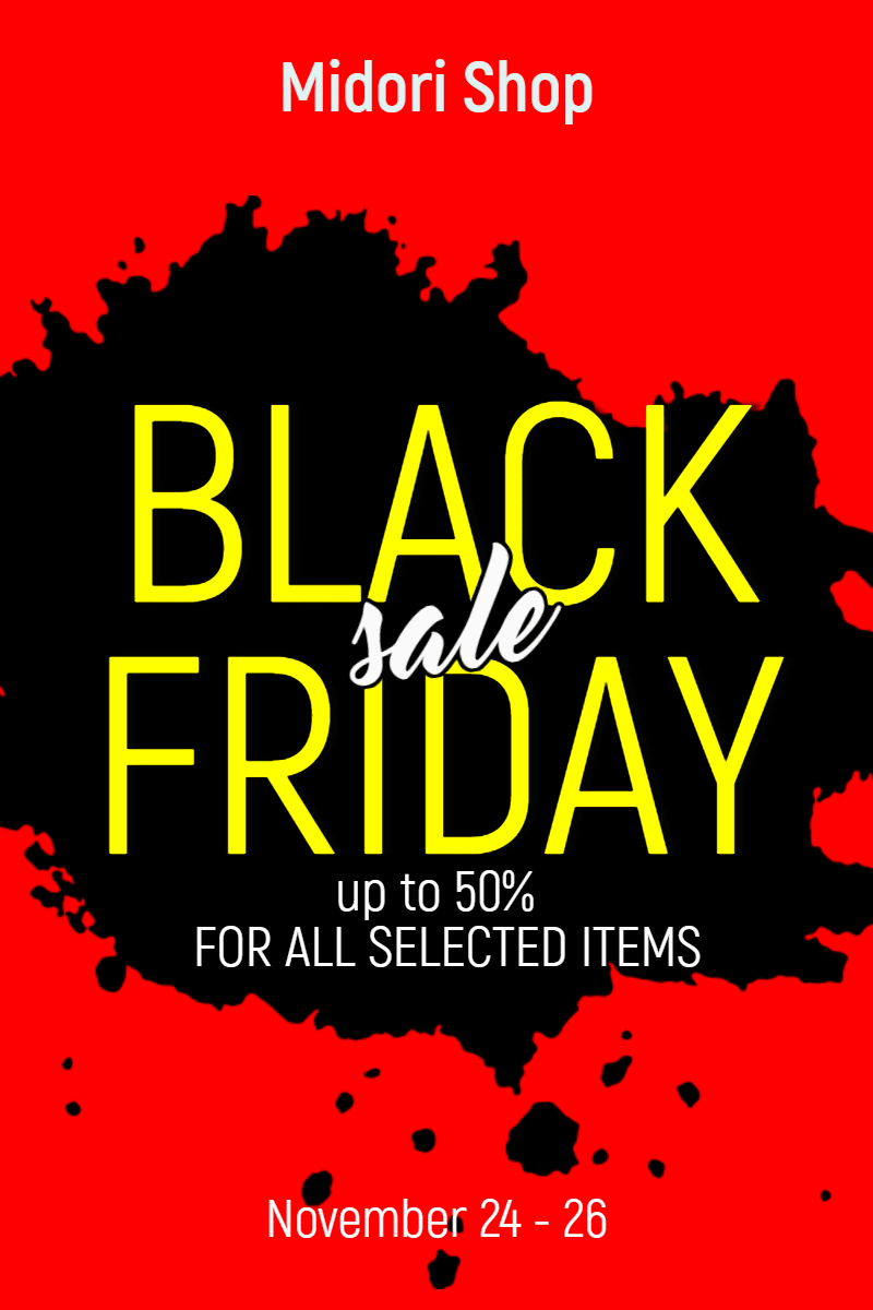 Black,                Sale,                Poster,                Template,                Store,                Red,                 Free Image
