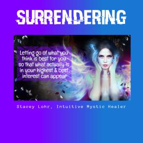 surrendering100 #surrender #mystical #intuitive