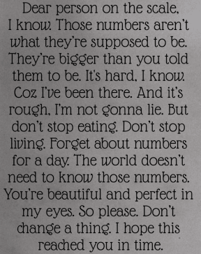 #person #letter #scale #weight #numbers #small #big #livng #beenthere #amazing #intime #loveyou #dontknowyou