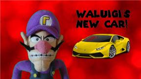 Waluigi's New Car thumbnail