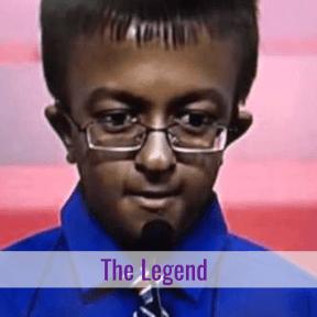 Dev Jaiswal: The Spelling Bee Legend
