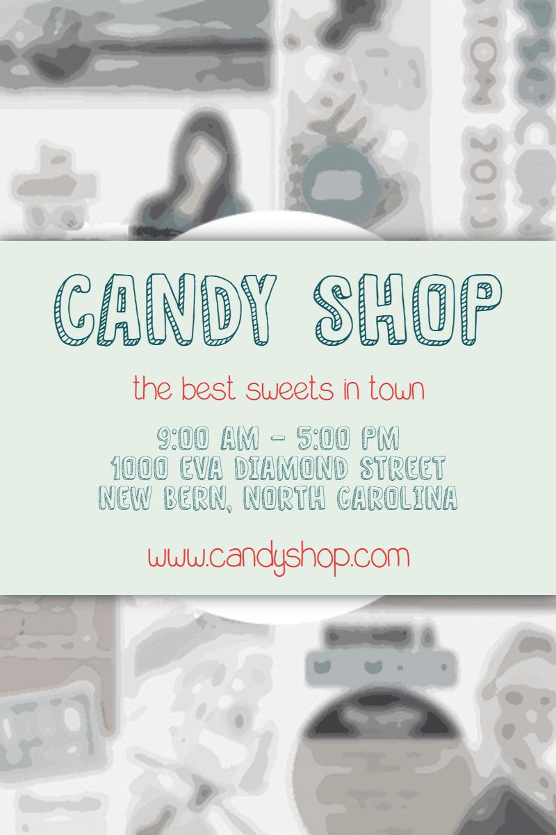 Candy,                Shop,                Sweet,                Pink,                White,                 Free Image