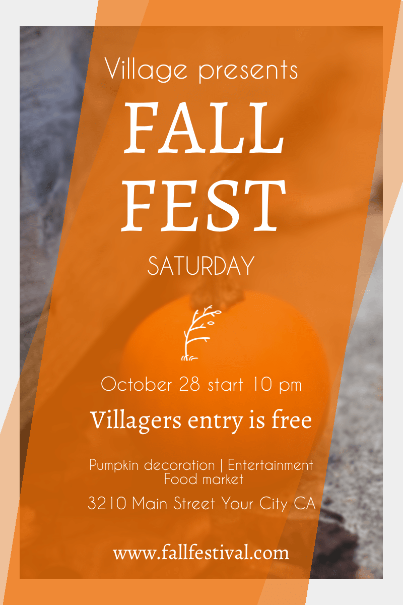 Fall,                Festival,                Poster,                Autumn,                Invitation,                White,                Yellow,                Red,                 Free Image