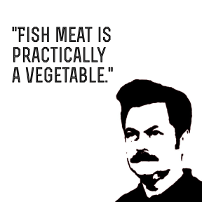 Ron Swanson Quote - Parks and Rec