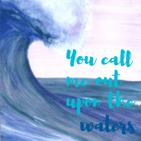 Hillsong United Oceans Quote