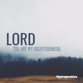 youaremyrighteousness