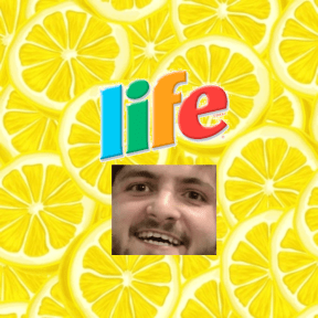 When LIFE Gives You Lemons Vine