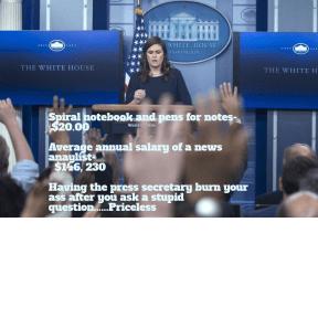 press secr
