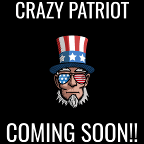 Crazy Patriot ad
