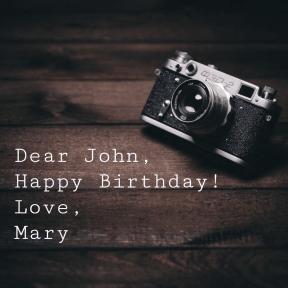 Happy Bday John