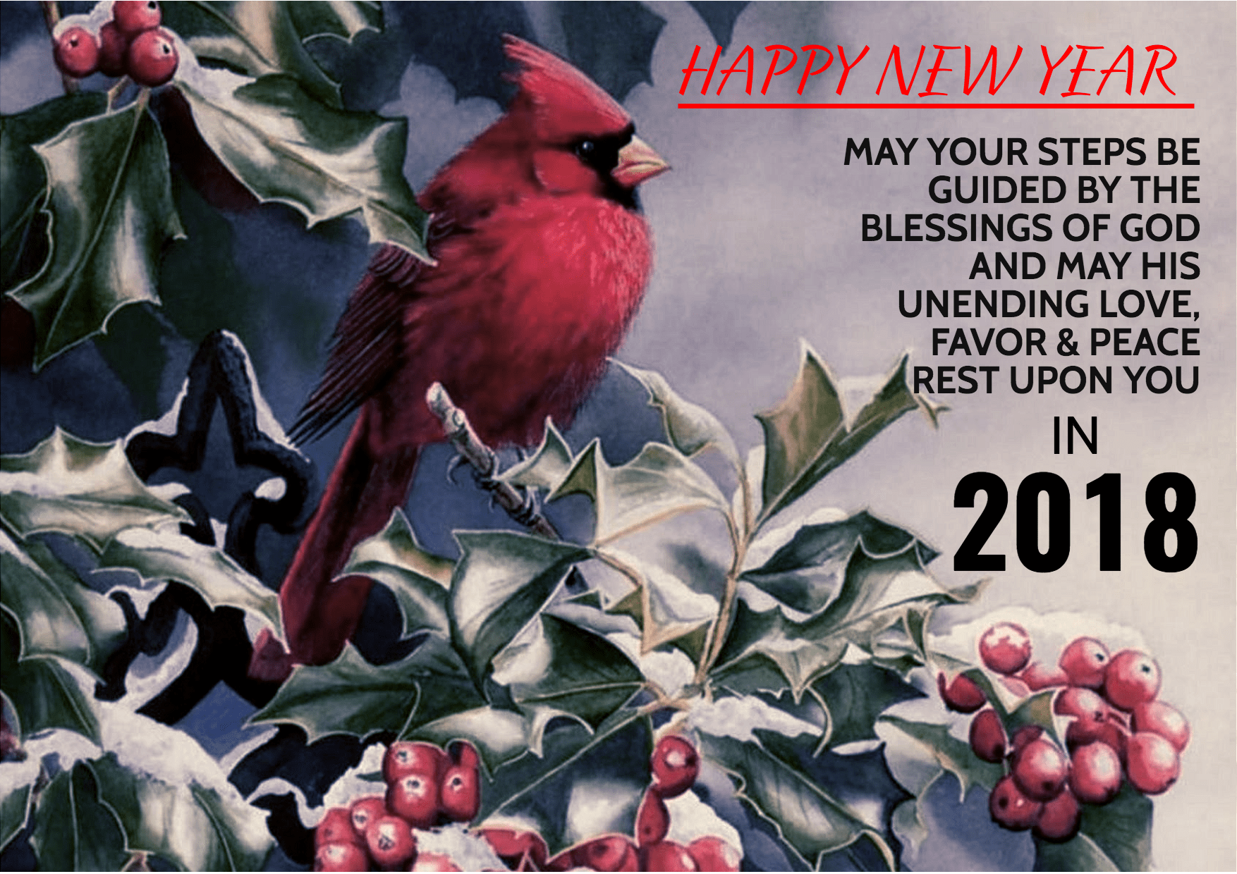 Fauna,                Bird,                Holly,                Advertising,                Beak,                Aquifoliaceae,                Branch,                Berry,                Cardinal,                Fruit,                Poster,                Text,                Quote,                 Free Image