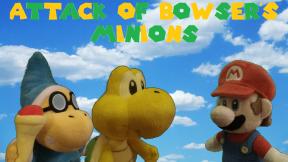 Attack of bowsers minions thumbnail