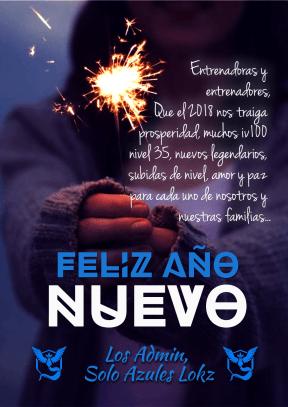 Año nuevo 2018 3.0 #happynewyear