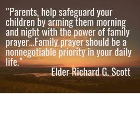 Elder Scott quote