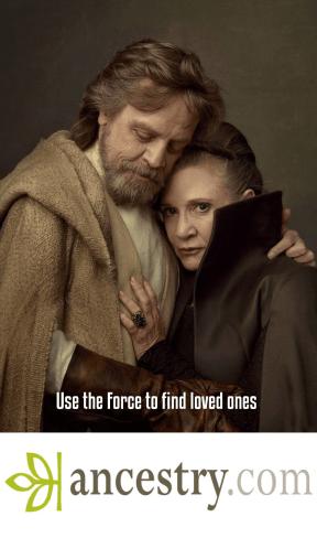 Star Wars Ancestry