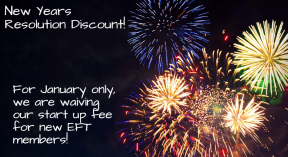 new years discount