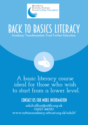 Back to Basics Literacy