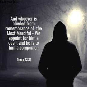 Quran 43:36