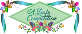 A Leafy Competition Logo