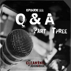 Q&A episode