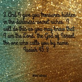 #godsmercy #treasures