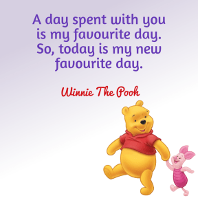A Day With You #favourite #day #love #life #winnie #bestday #besst