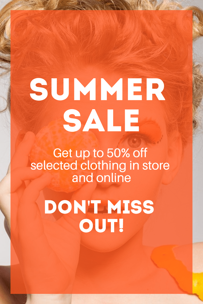 Summer sale #business #templates Design  Template