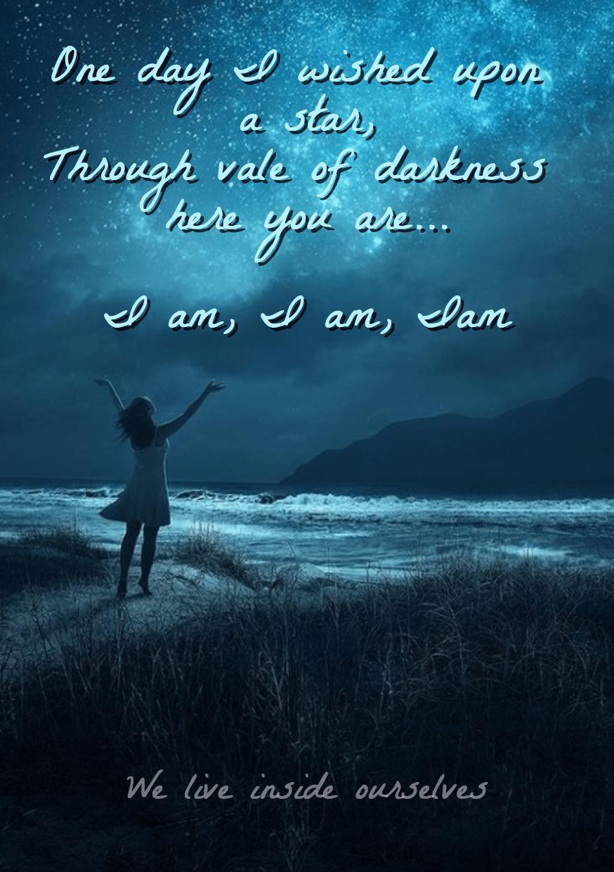 Nature,                Sky,                Text,                Calm,                Atmosphere,                Poster,                Sea,                Phenomenon,                Water,                Darkness,                Black,                Blue,                Aqua,                 Free Image