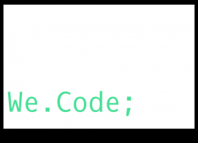 We code logo