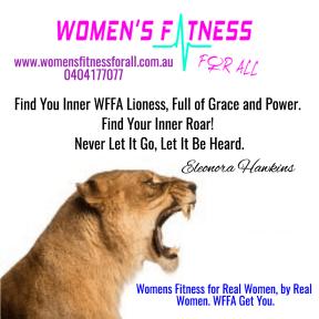 WFFA The Lioness Roar