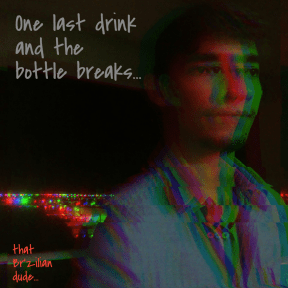 one last drink