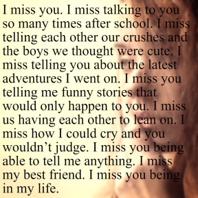 #missyou #gone #left #hadto #situation #blk #bestfriend #broken #cry #there