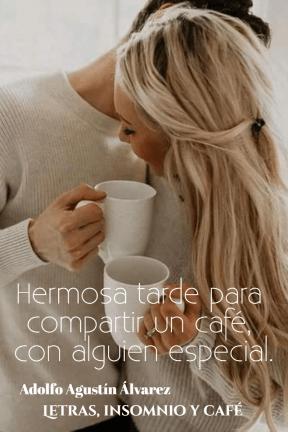 Compartir café