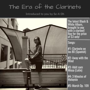 Clarinet 80s Album