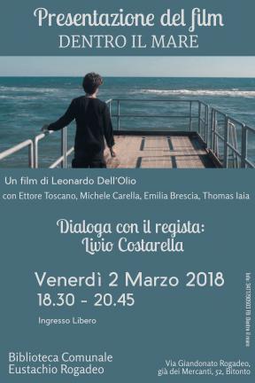Dentroilmare Locandina Evento 2 Marz