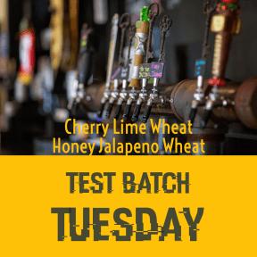Test Batch Tuesday #1