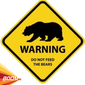Dont feed the bears 2