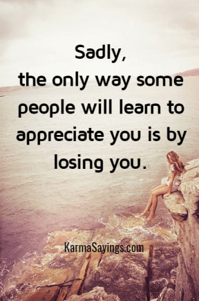 learn to appreciate others